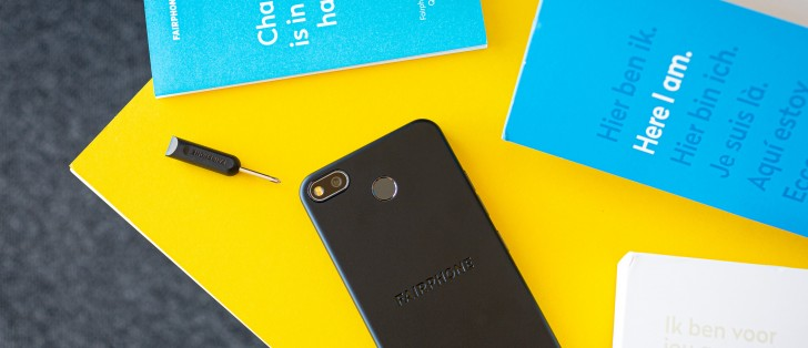 Fairphone 3+ hands-on review