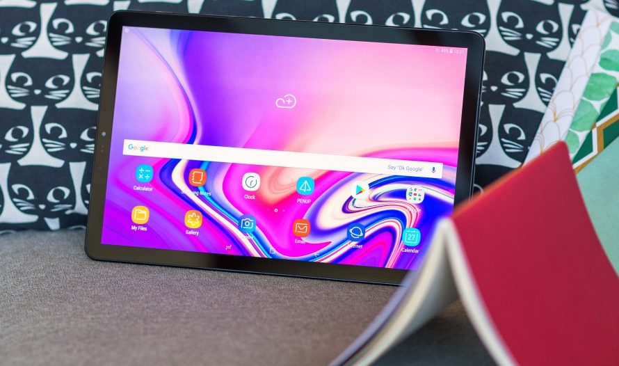 Verizon's Samsung Galaxy Tab S4 finally receives Android 10 update