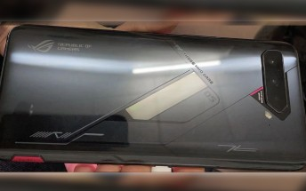 Next-gen ROG Phone appears in live image, 3C certification